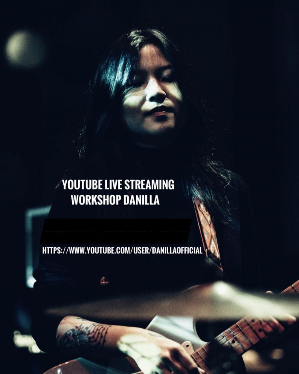 musisi indonesia gelar konser online instagram