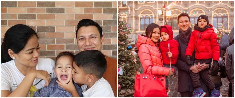 Usai dari luar kota, Titi Kamal pisah rumah dengan keluarga