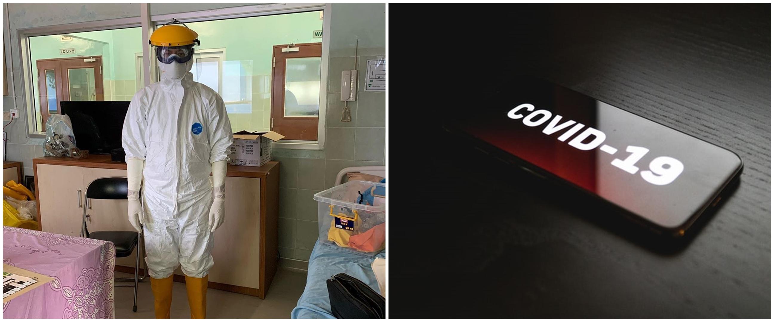 Curhat dokter tangani pasien Corona, tiap hari ketakutan tertular