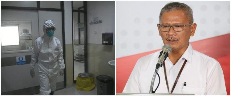 Update pasien Corona di Indonesia: 893 positif, 35 orang sembuh