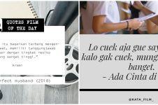 40 Kata-kata romantis dari film Indonesia terbaik, bikin baper