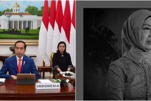 Ingat jasa ibunda, Jokowi pernah janji begini sebagai anak