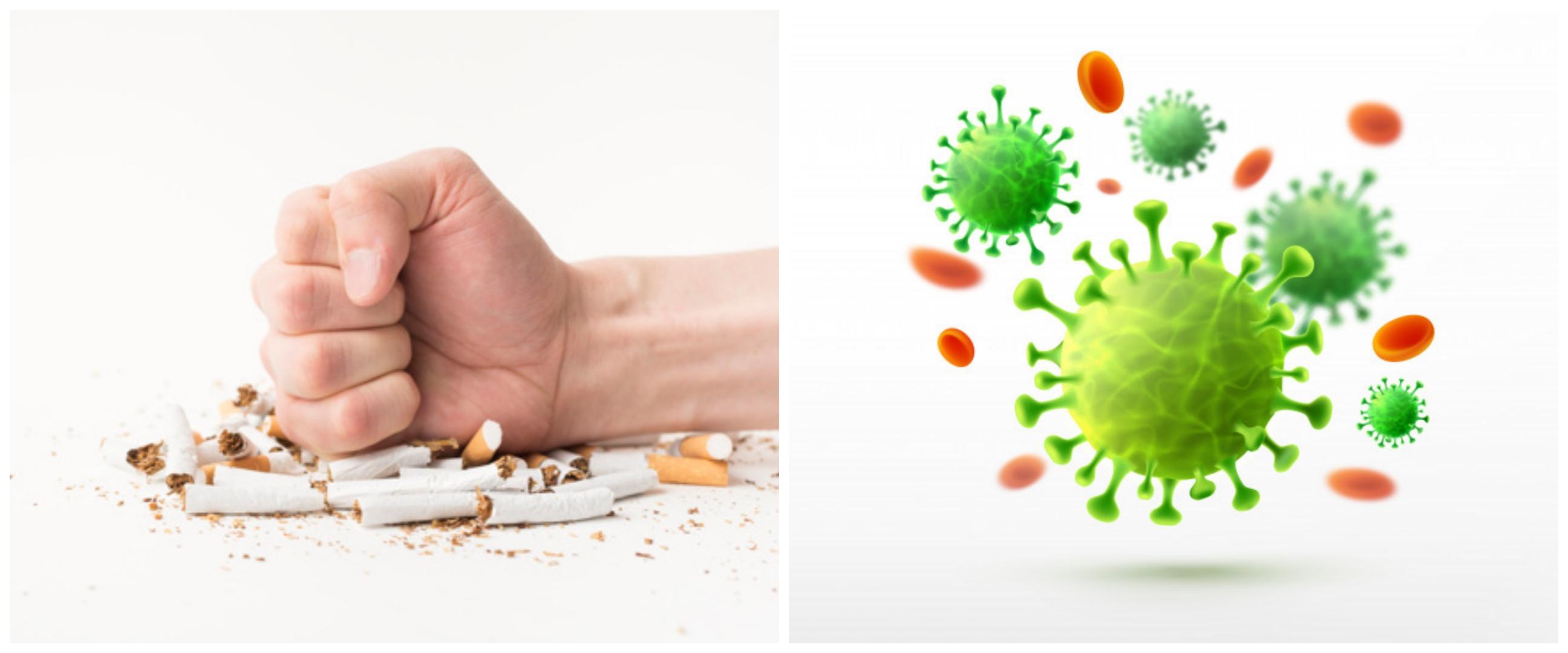 Berhentilah merokok saat pandemi Corona, ini sebabnya