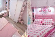 10 Inspirasi dekorasi kamar serba pink, cocok untuk berjiwa feminin