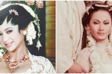 Potret lawas 6 pedangdut saat jadi pengantin, parasnya curi perhatian