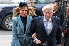 Perdana Menteri Inggris Boris Johnson positif corona