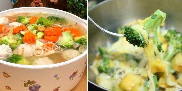 7 Resep olahan brokoli yang enak, sehat, dan mudah dibuat