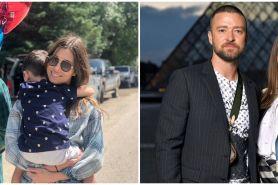 Potret Justin Timberlake mengasingkan diri ke pegunungan, cegah Corona