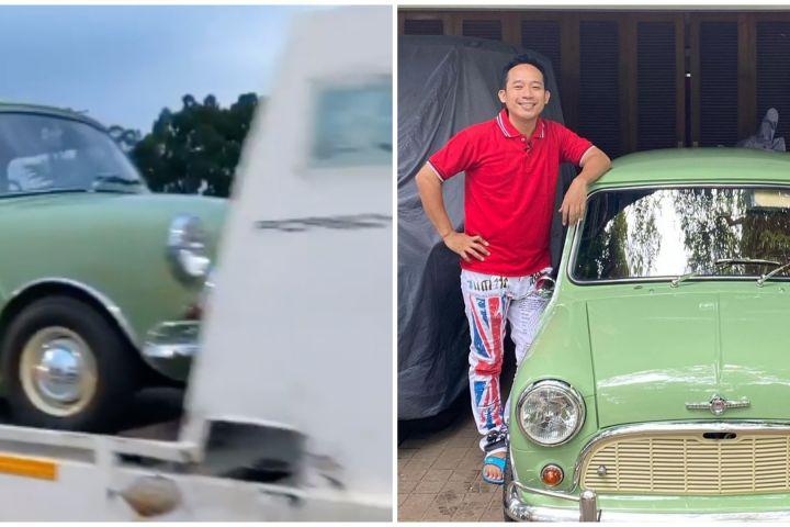 8 Momen Denny Cagur beli mobil Raffi Ahmad, langsung lunas!