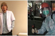 5 Aksi Dokter Tirta turun tangan lawan Corona, bikin salut