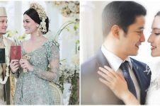 6 Seleb ini langsungkan pernikahan di tengah pandemi corona