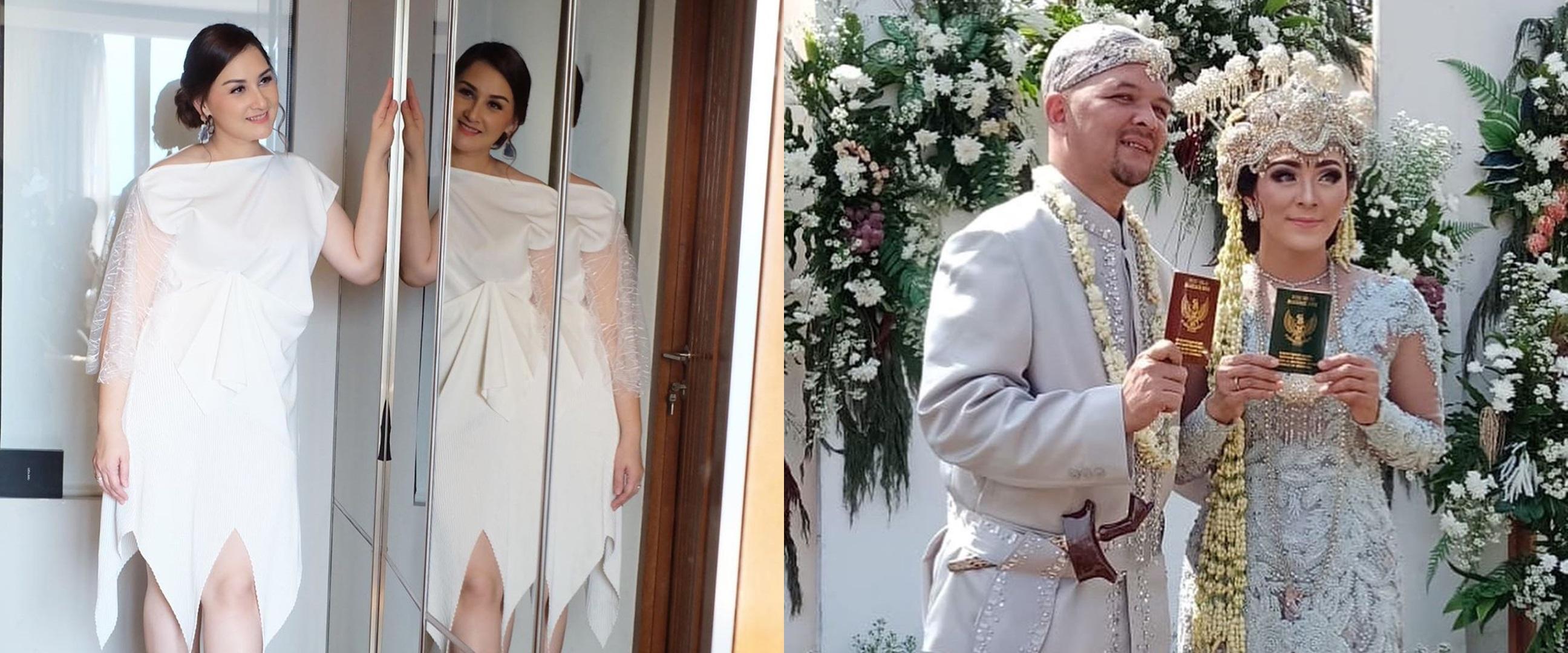 Curhat haru Mona Ratuliu tidak bisa hadiri pernikahan kakak