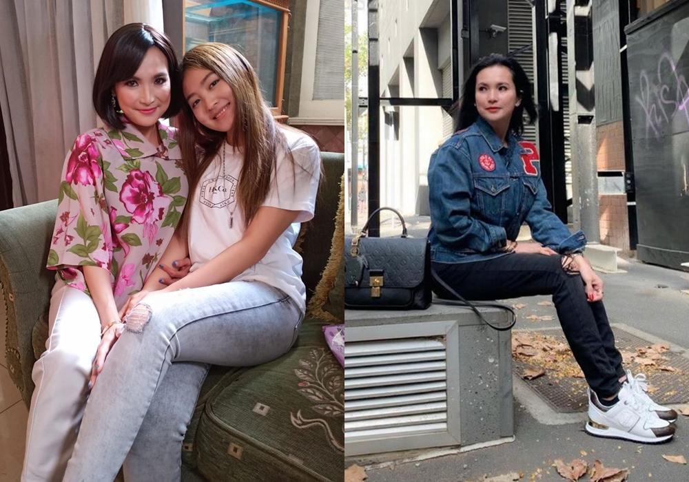 Gaya seleb langganan peran ibu di luar sinetron Instagram