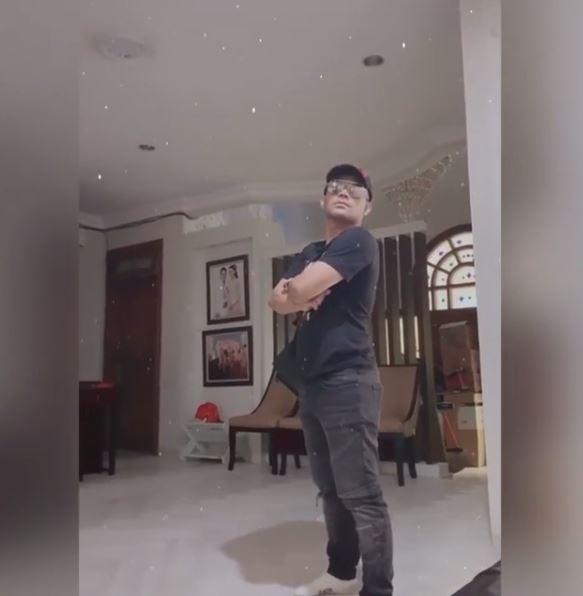 Potret rumah Judika & Duma Riris Instagram &  YouTube