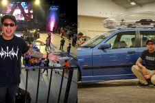 9 Potret koleksi mobil Gofar Hilman, modifikasinya keren