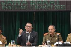 Gaji Gubernur & ASN Jawa Barat dipotong demi tanggulangi Corona