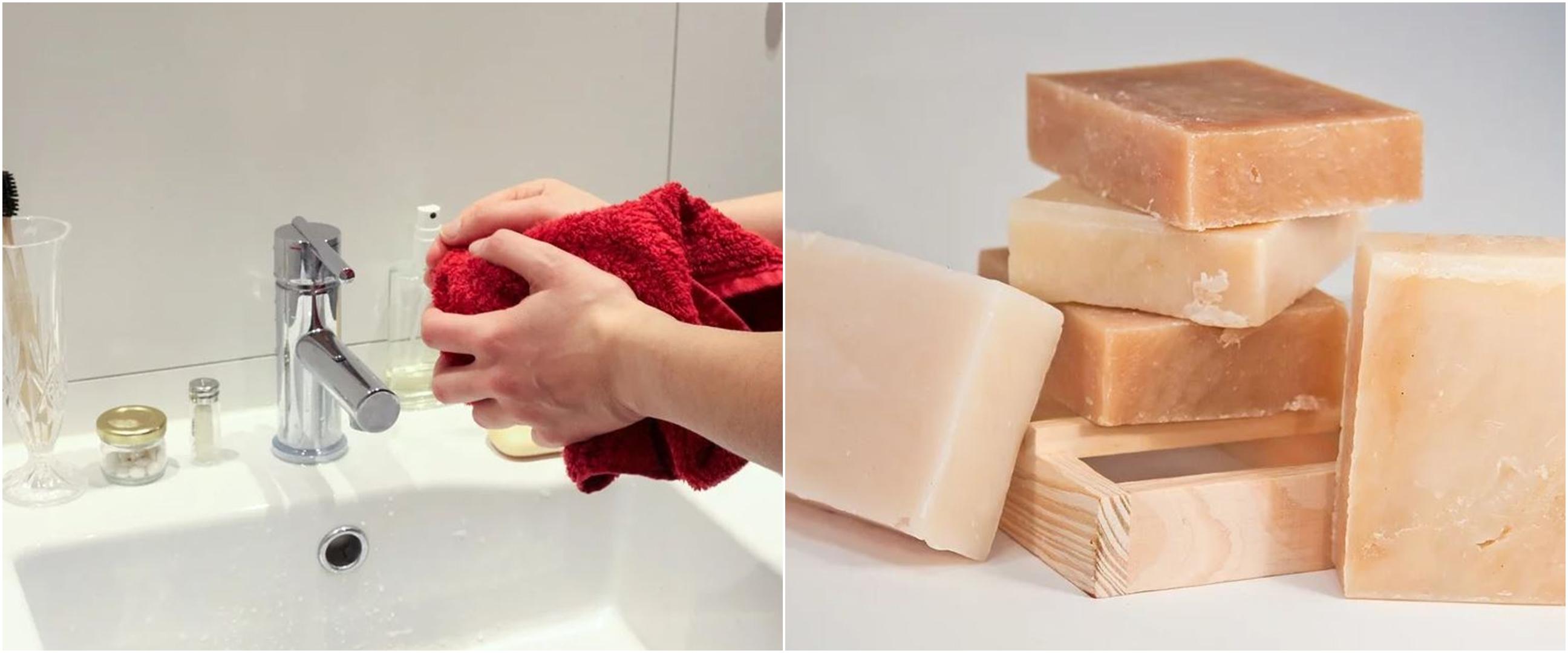 6 Tips atasi kulit tangan mengelupas karena sering cuci tangan