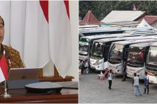 Ini arahan Presiden Jokowi terkait mudik Lebaran di tengah corona