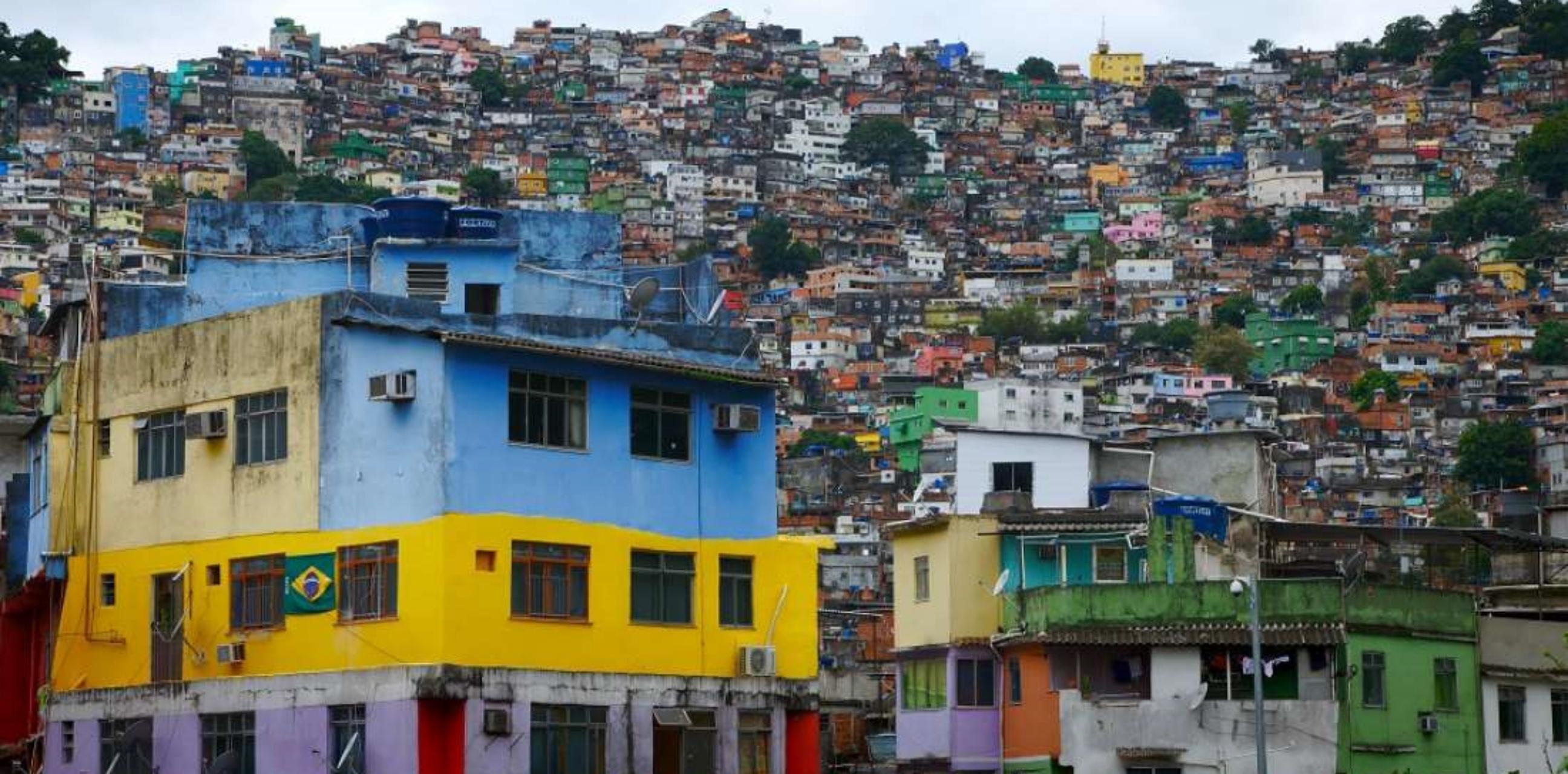 Cegah penyebaran corona, anggota geng di Brasil serukan jam malam