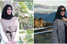 Unggah foto lawas bareng anak, ibunda Raffi Ahmad jadi sorotan