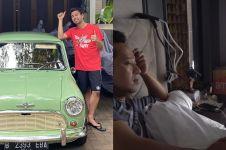 9 Momen Denny Cagur dimarahi istri gara-gara beli mobil Raffi