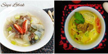 15 Resep soto sapi enak, sederhana, gurih, dan bikin nagih
