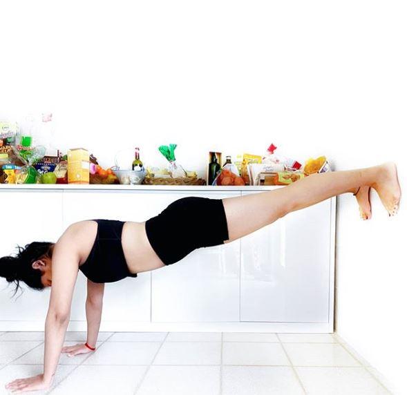 Workout Mudah © 2020 brilio.net