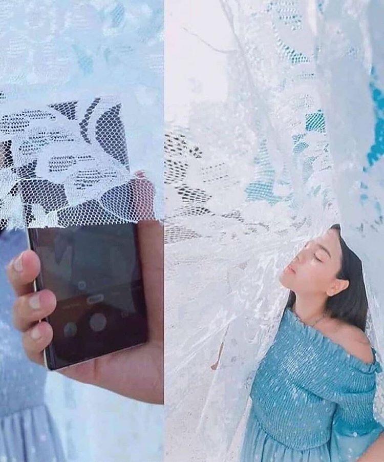Potret ini bongkar trik hasilkan foto keren tanpa editan Instagram/ @kanbokeh