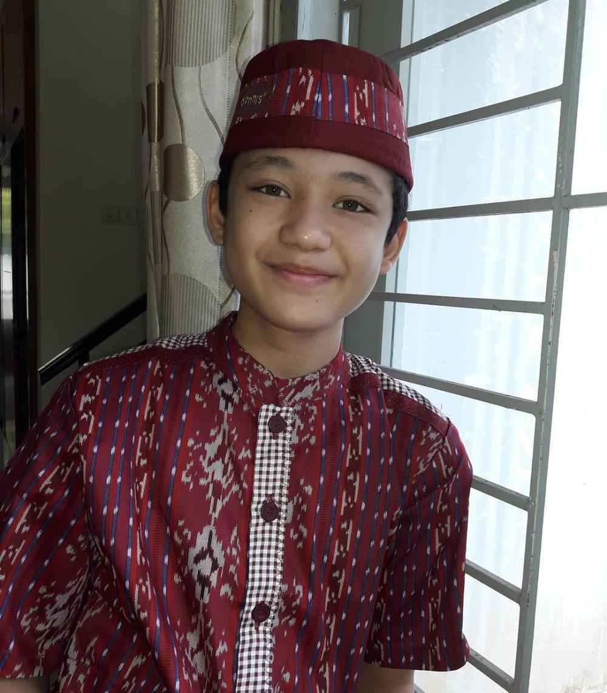 Gaya Alwi Raden Kian Santang © 2020 brilio.net