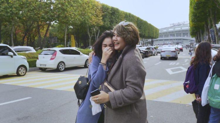 Cerita Sissy Prescillia & Vanesha Prescilla ngefans berat BTS