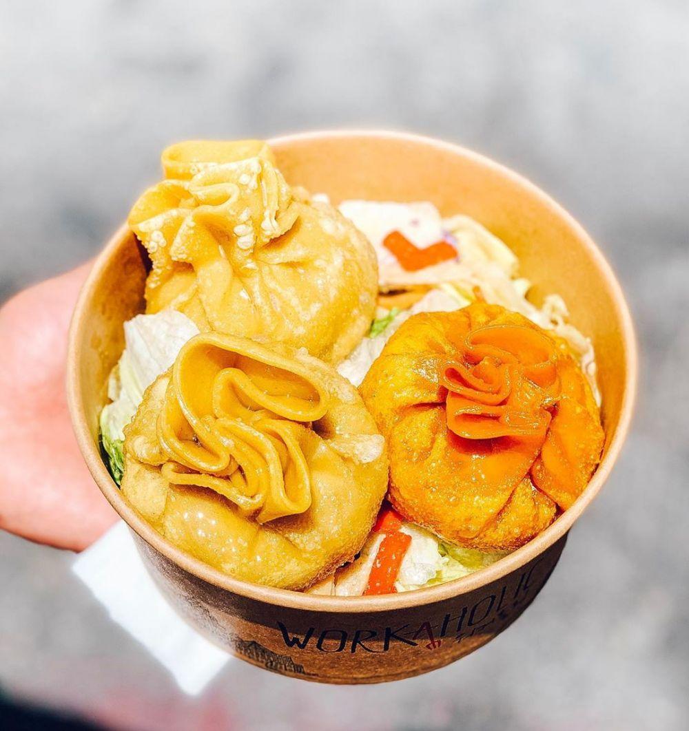 Resep jajanan Korea © 2020 Instagram