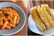 7 Resep jajanan khas Korea, enak, mudah, dan sederhana