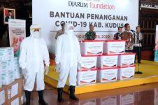 Djarum Foundation serahkan bantuan APD bagi tenaga medis di Kudus
