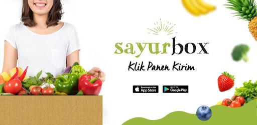 Aplikasi pesan buah sayur © 2020 brilio.net