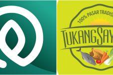 5 Aplikasi belanja online sayuran dan buah, praktis