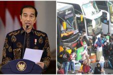 Cegah warga mudik, Jokowi wacanakan ganti hari libur nasional