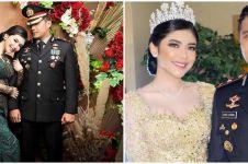 8 Momen pernikahan mantan Kapolsek Kembangan saat pandemi corona