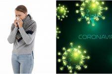 Kehilangan indra penciuman bisa jadi gejala tersembunyi virus corona