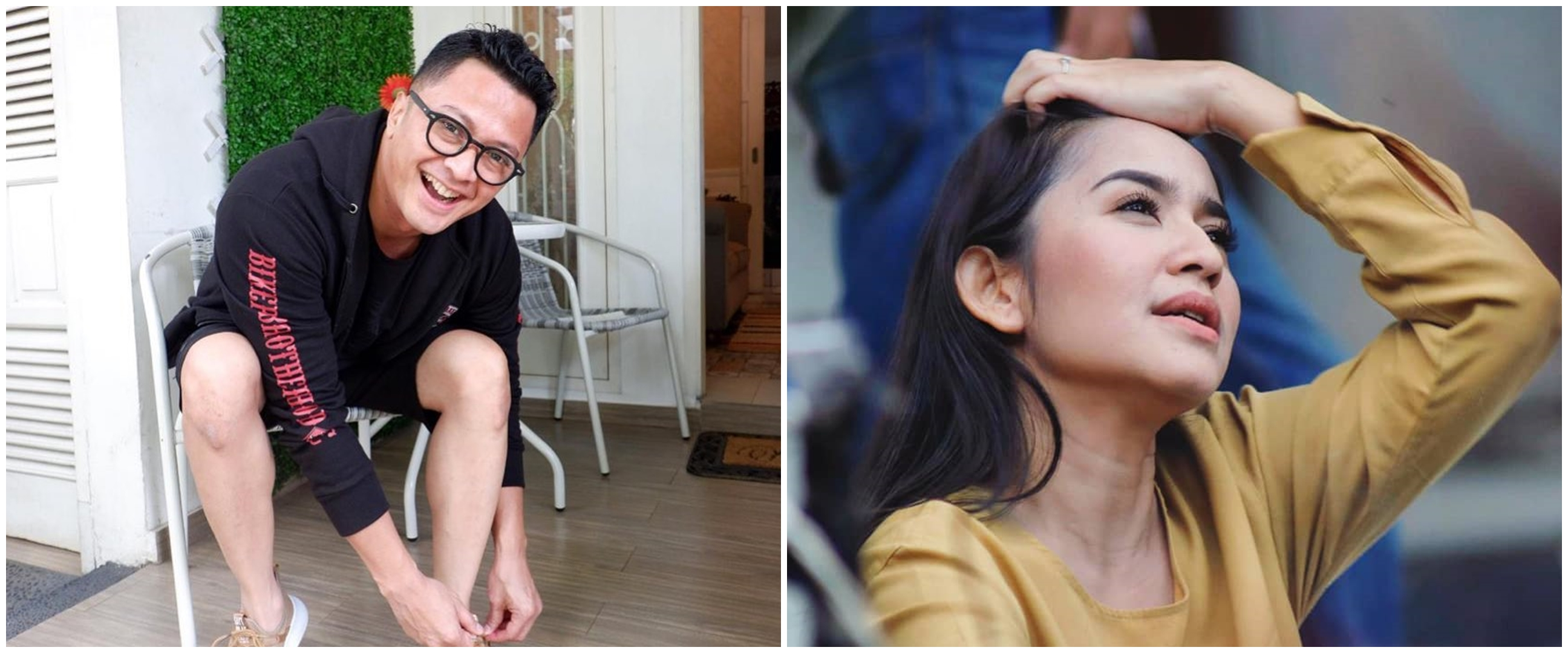 9 Potret terbaru Risma Nilawati, mantan istri Ferry Maryadi