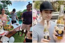 8 Momen perayaan ultah Celine Evangelista di Bali, meriah
