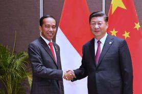 Presiden Jokowi & Presiden Xi Jinping ngobrol soal corona, ini isinya