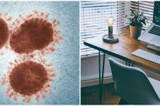 5 Benda yang bisa ditempeli virus corona dan durasi hidupnya