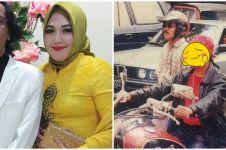 9 Potret lawas Mandra, foto pernikahannya curi perhatian