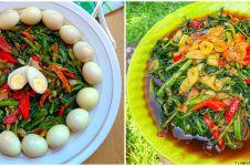 10 Resep cah kangkung ala rumahan, enak dan praktis