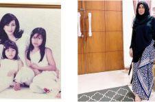 6 Potret transformasi Amy Qanita,  awet muda di usia 55 tahun