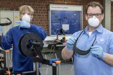 5 perusahaan otomotif dunia alih produksi, buat APD untuk tenaga medis