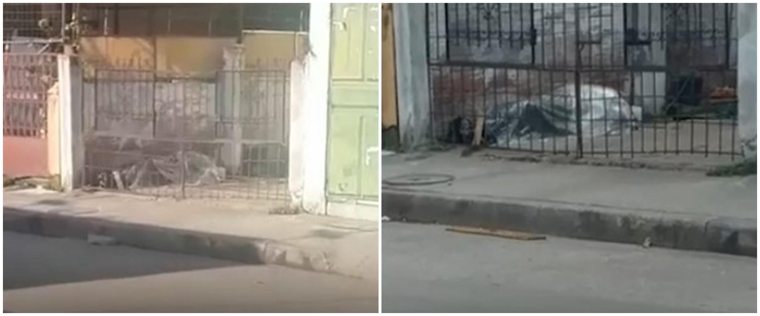 Di kota ini, mayat digeletakkan begitu saja karena corona