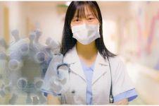 18 Dokter meninggal dokter karena terinfeksi corona