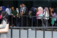 30.137 Pekerja di Jakarta kena PHK karena corona