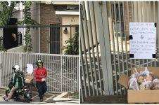Aksi 5 warganet bagikan makanan gratis saat pandemi corona